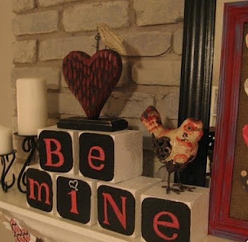 valentines day mantel decor ideas 20 65 вещей, способных сделать день всех влюбленных 14 февраля действительно особенным