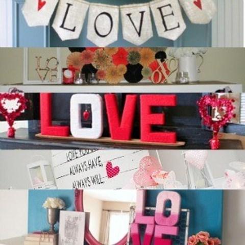 valentines day mantel decor ideas 26 65 вещей, способных сделать день всех влюбленных 14 февраля действительно особенным