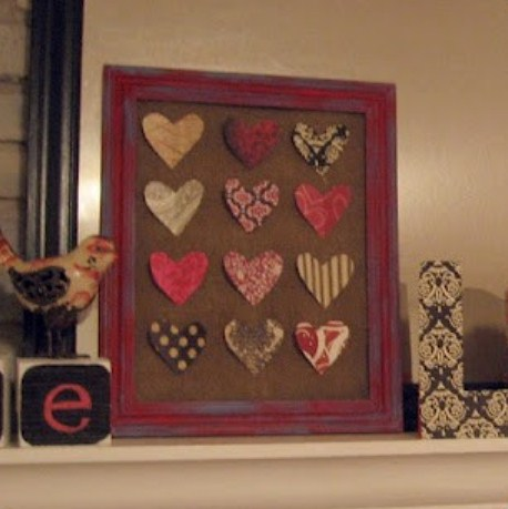 valentines day mantel decor ideas 42 65 вещей, способных сделать день всех влюбленных 14 февраля действительно особенным