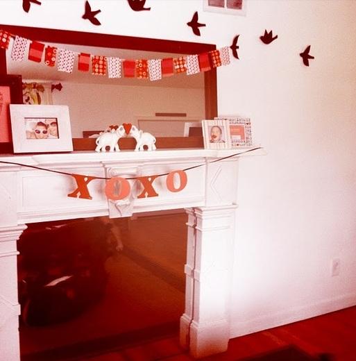 valentines day mantel decor ideas 51 65 вещей, способных сделать день всех влюбленных 14 февраля действительно особенным