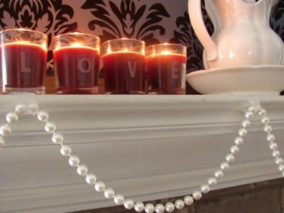 valentines day mantel decor ideas 64 554x415 65 вещей, способных сделать день всех влюбленных 14 февраля действительно особенным