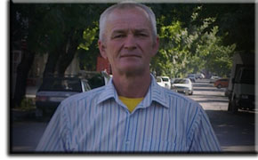 Мастер-печник Виктор Иванович Даровских