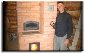 Мастер-печник из г. Барнаул, Алтайский край: Трусов Павел