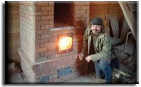 Мастер-печник Павел Владимирович