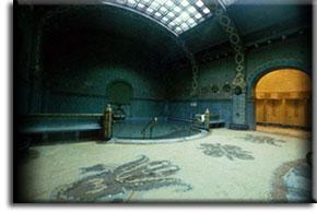 Фото: Баня со вторым этажом    Греллерт (Будапешт)