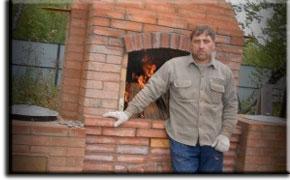 Мастер-печник Николай из Красноярска