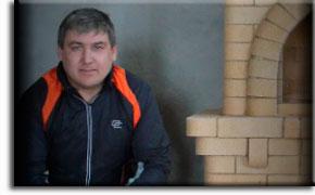 Мастер-печник из Тюмень, Тюменская область: Андрей из Тюменской обл