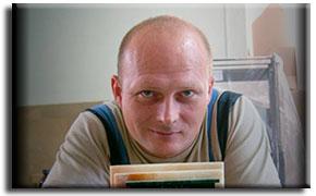 Мастер-печник Михаил Астафьев