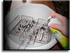 Очистка вашего мангала