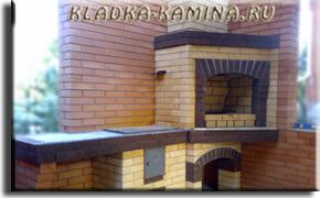 Барбекю и уличная кухня