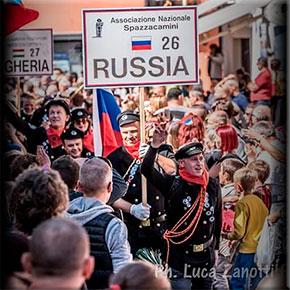 парад Трубочистов в Италии
