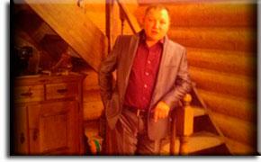 Мастер-печник из Республики Коми: Осколков Дмитрий Васильевич