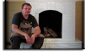 Мастер-печник из Московская область: Прутков Павел Александрович