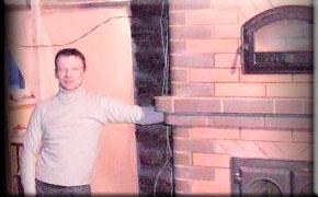 Мастер-печник из Ярославская обл., Московская область.: Пятачков Михаил Васильевич