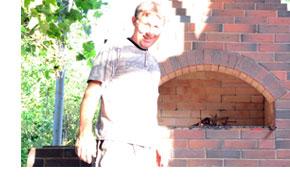 Мастер-печник из Краснодарский край, г. Краснодар: Сергей Игнатьевич