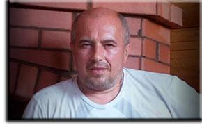 Мастер-печник Сергей Данилов