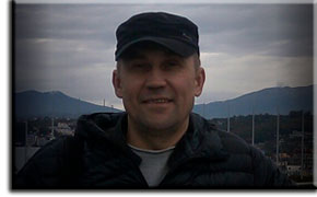 Мастер-печник из Вологда: Михаил Капустин