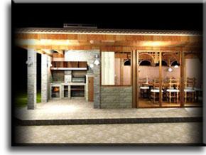 Барбекю и летняя кухня