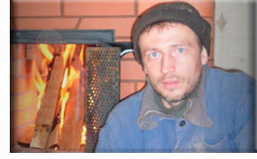 Мастер-печник Евгений Губин