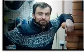 Мастер-печник из Красноярск: Владимир Родиончев