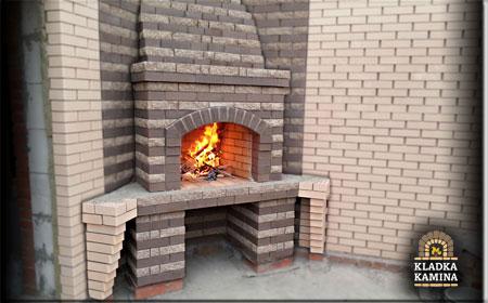 Фото уличных мангалов для шашлыка