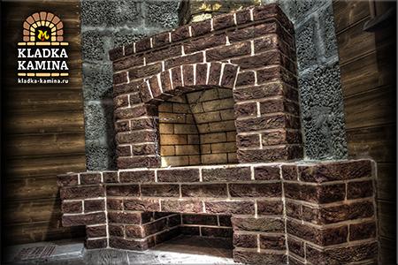 Услуги по строительству Угловых каминов