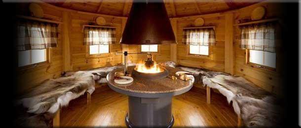 Финские гриль-домики для любителей барбекю