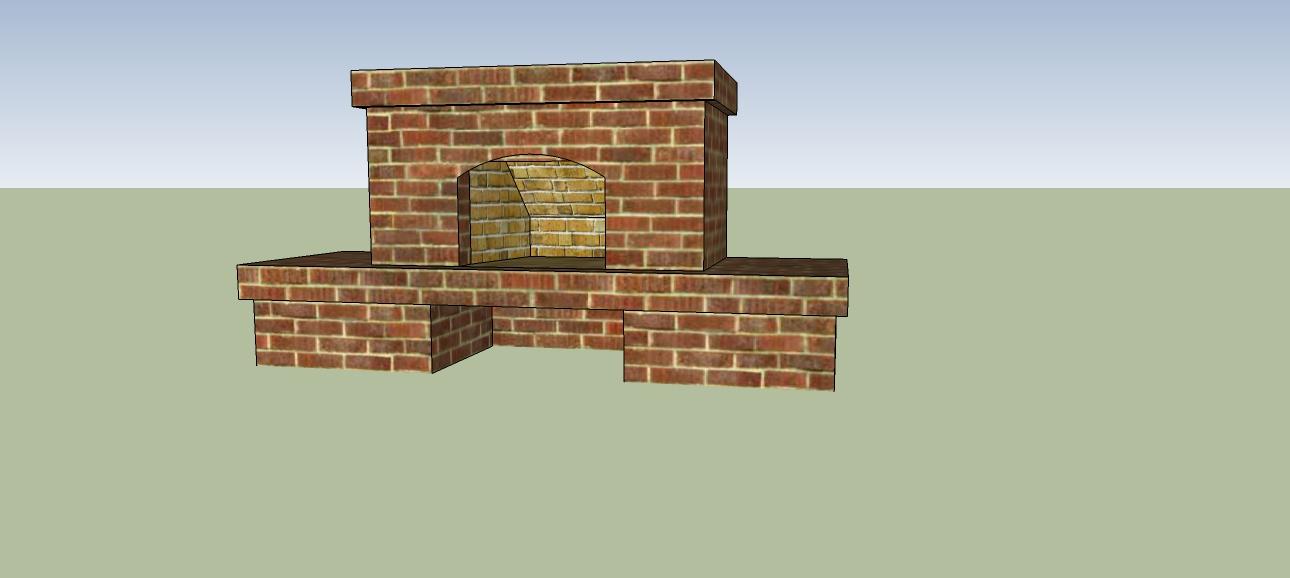 Проект камин – Рогожкино