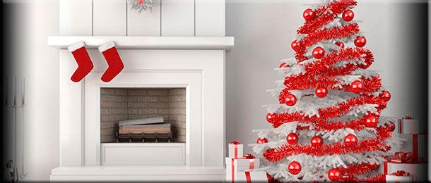 Украшаем дом к Новому году – создаем зимнюю сказку