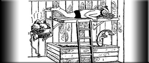 Суховей в ванной