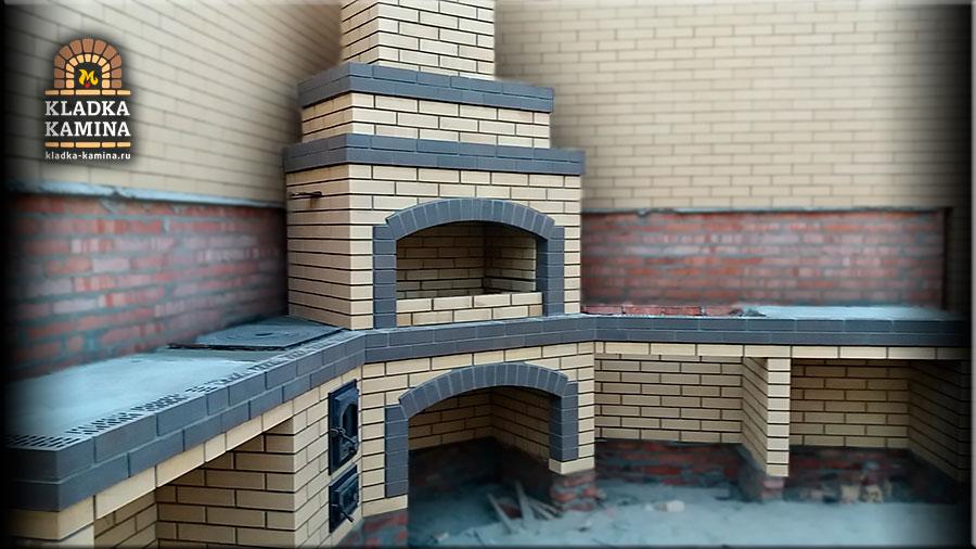 Строительство барбекю в городе ставрополе беседка с барбекю в углу
