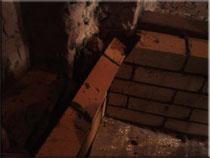 боковые стенки камина, мастер класс