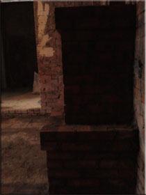 Кирпич 8 и 9-го ряда боковой стенки портала