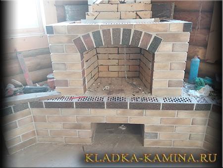 Строим камин
