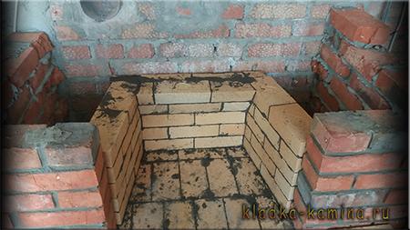 топливник камина