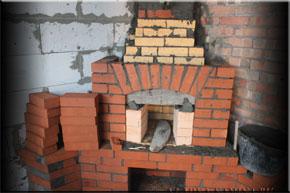 Строим камин самостоятельно