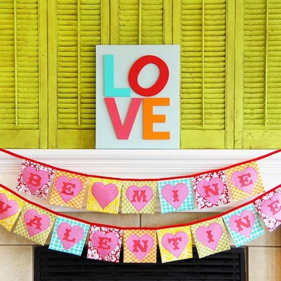 valentines day mantel decor ideas 34 65 вещей, способных сделать день всех влюбленных 14 февраля действительно особенным