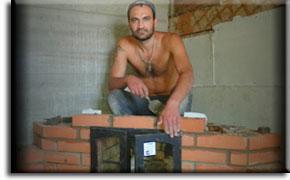Мастер-печник Вадим Николаевич