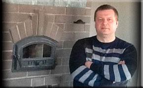 Мастер-печник Ломаев Михаил
