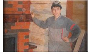 Мастер-печник из Вологодская область, Московская область, Архангельская область: Андрей Кириченко