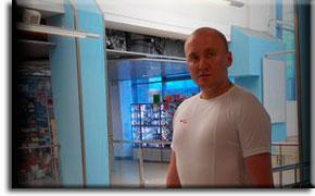 Мастер-печник из Ленинградская область, Санкт-Петербург: Николай Беклемышев