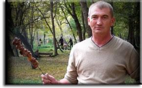 Мастер-печник Геннадий Пасько
