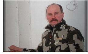 Мастер-печник Александр Константинов