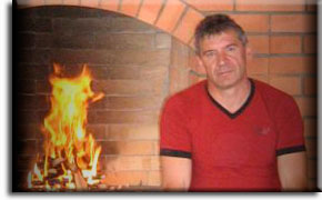 Мастер-печник Сергей