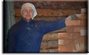 Мастер-печник из Вологда: Сергей