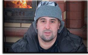 Мастер-печник Сергей Аполлонов