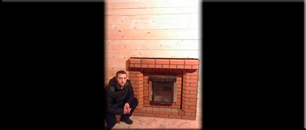 Мастер-печник Игорь Филиппов