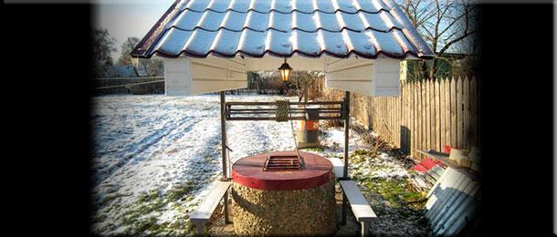 Зимнее утепление скважины