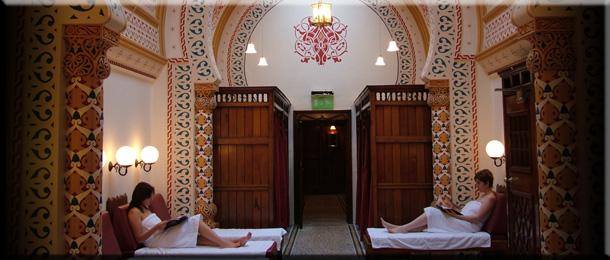 Знаменитые бани мира