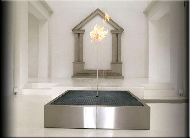Огненный фонтан